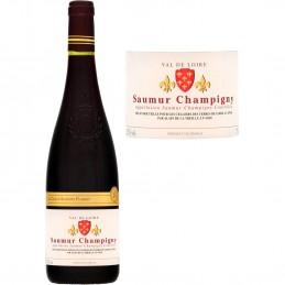 Vin rouge Saumur Champigny