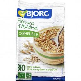 Céréales avoine nature bio