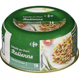 Salade au thon italienne...