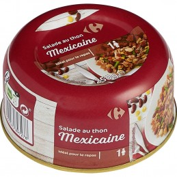 Salade au thon mexicaine...