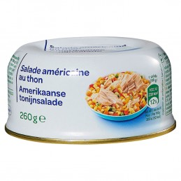 Salade de thon américaine...