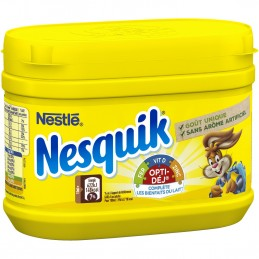 Chocolat en poudre NESQUIK