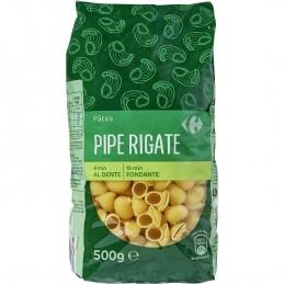 Pâtes Pipe Rigate