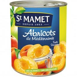 Fruits au sirop de...