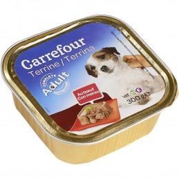 Pâtée pour chien au bœuf...