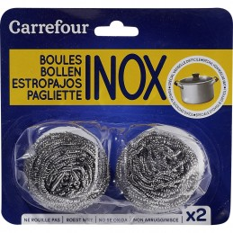 Boules inox
