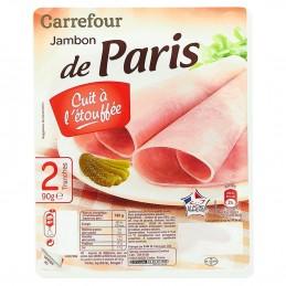 Jambon de Paris cuit à...