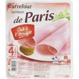 Jambon de Paris à l'étouffée