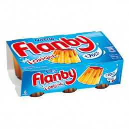 Flans FLANBY