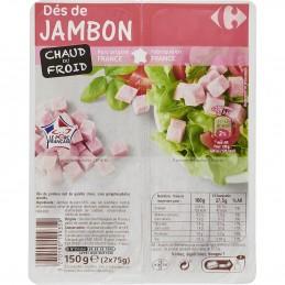 Jambon en dés CRF