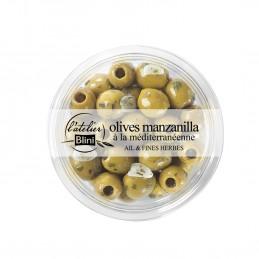 Olives vertes BLINI