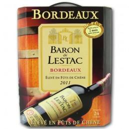 Vin rouge BARON DE LESTAC