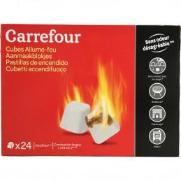 Allume-feu cubes sans odeur
