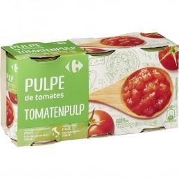 Pulpe de tomates CARREFOUR