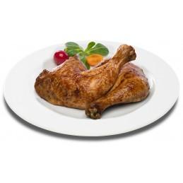 Cuisse de poulet rôtie