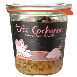 "Terrine ""La Cochonne""..."