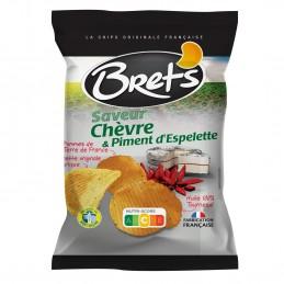 Chips chèvre & piment...