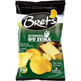 Chips ondulées au Fromage...