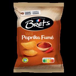 Chips Saveur Paprika Fumé...