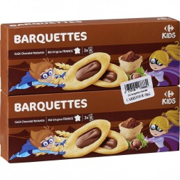 Biscuits Barquettes...