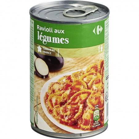 Plats cuisinés Ravioli aux légumes