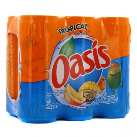 Boisson Tropical OASIS
