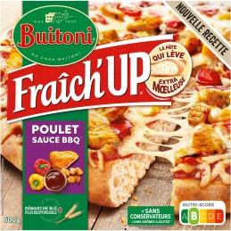 Pizza Fraîch'Up