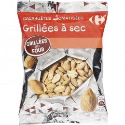 Cacahuètes aromatisées...