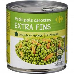 Petits pois et carottes...