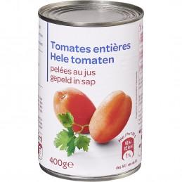 Tomates entières pelées PP...