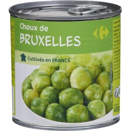 Choux de Bruxelles CARREFOUR