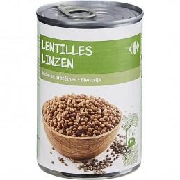 Lentilles CARREFOUR