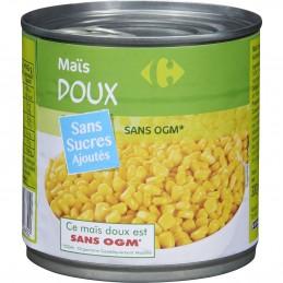 Maïs doux sans sucres...