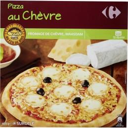 Pizza au chèvre