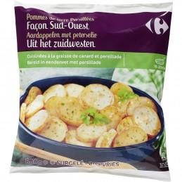 Pommes de terre persillées