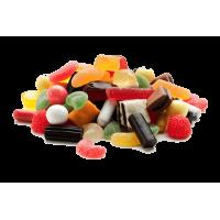 Bonbons et guimauves