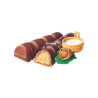 Barres et Billes chocolatées