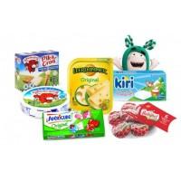 Fromages pour enfants