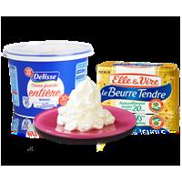 Beurres & Crèmes fraîches
