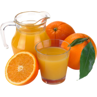 Jus d'oranges