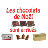 Friandises et chocolats de Noël