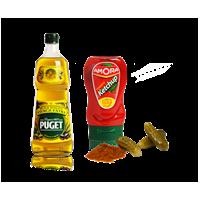 Assaisonnements & Condiments