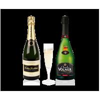 Champagnes, Cidres & Mousseux