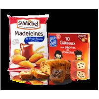 Pâtisseries Moelleuses